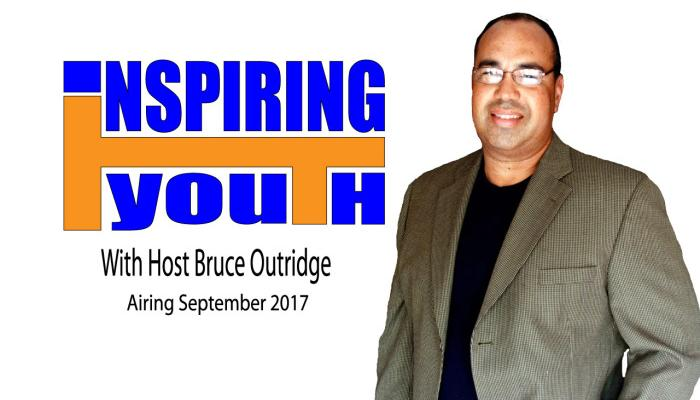 Inspiring Youth with Bruce Outridge