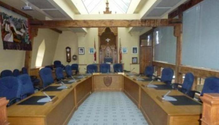 Belleville City Council Chambers