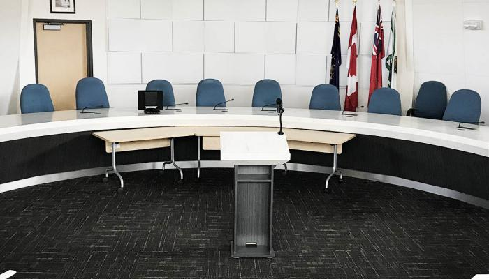 Grimsby Town Council Meetings
