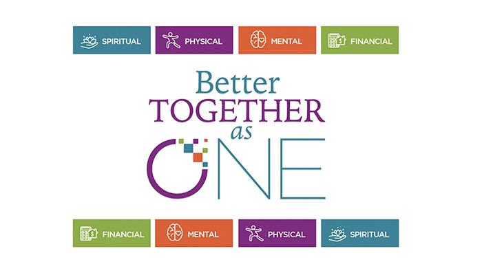 Better Together As One